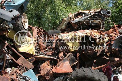 Вывезти металлолом в Ильинское приемка металла в Новобратцевский